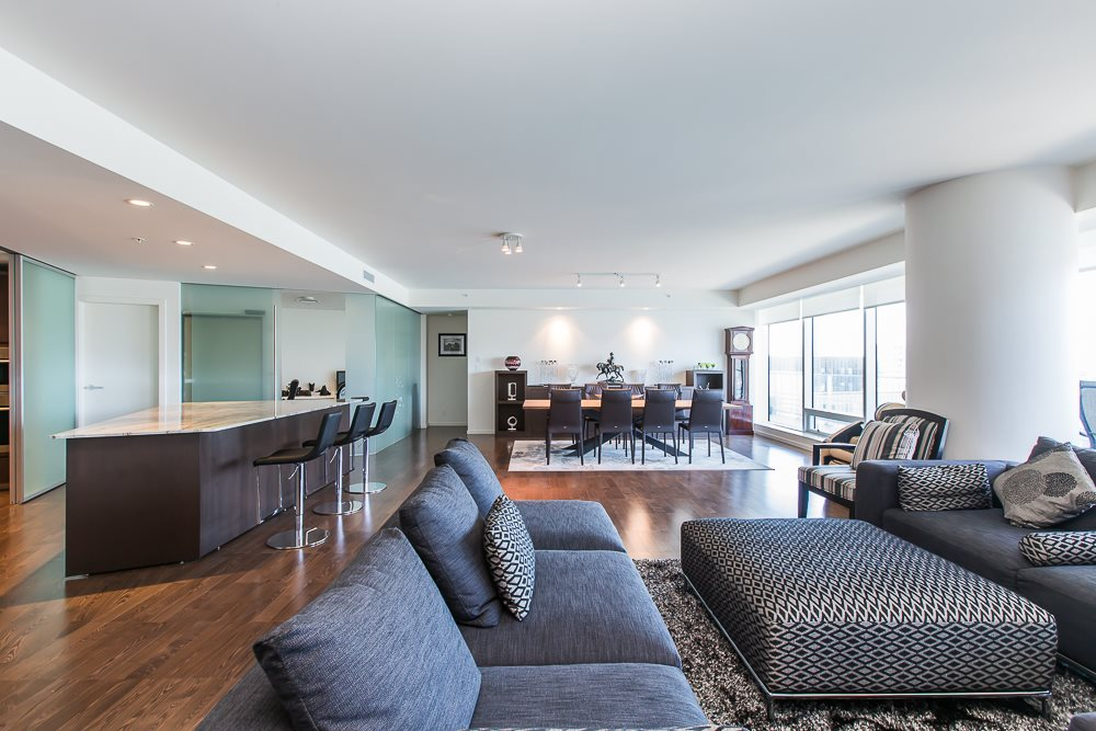 Condo Apartment at 3506 1011 W CORDOVA STREET, Unit 3506, Vancouver West, British Columbia. Image 5