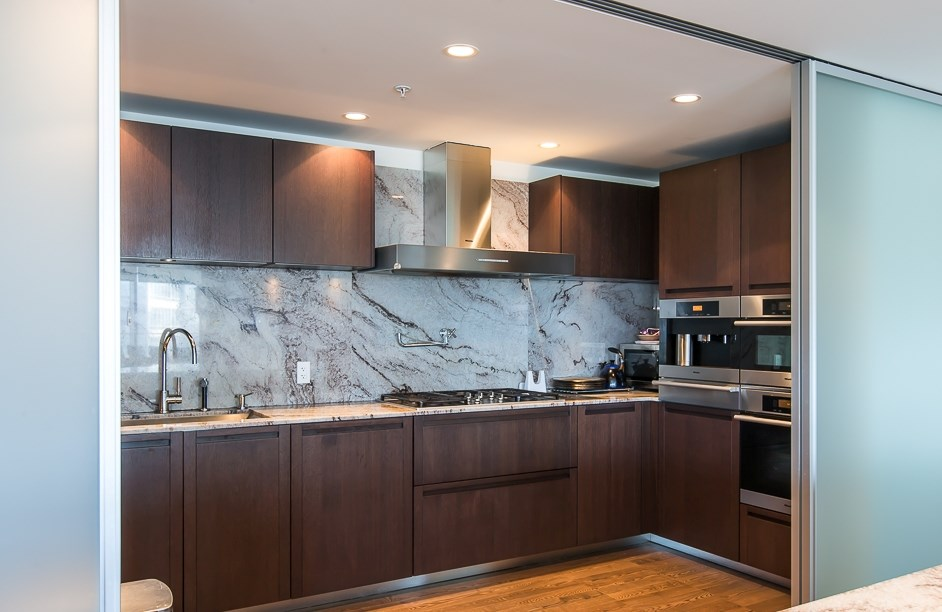 Condo Apartment at 3506 1011 W CORDOVA STREET, Unit 3506, Vancouver West, British Columbia. Image 6