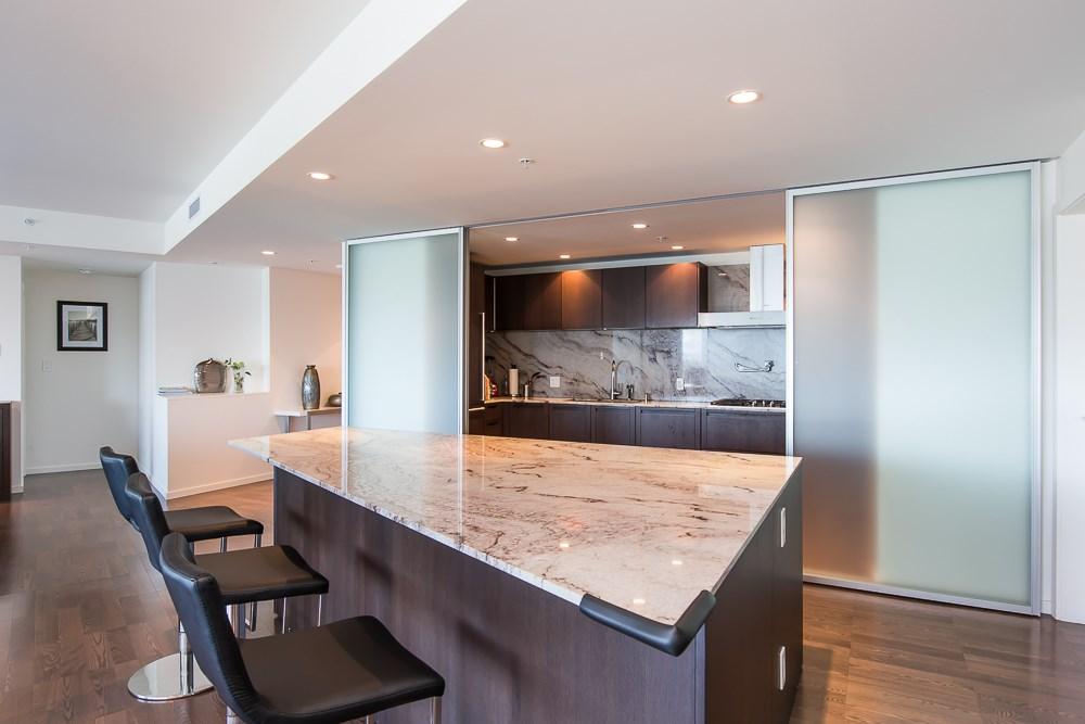 Condo Apartment at 3506 1011 W CORDOVA STREET, Unit 3506, Vancouver West, British Columbia. Image 7