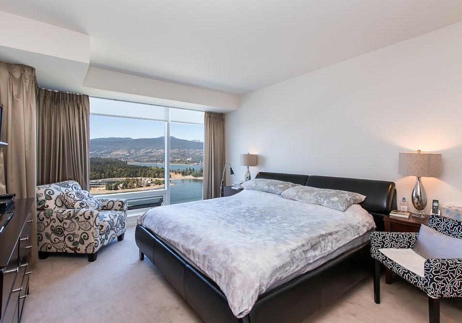 Condo Apartment at 3506 1011 W CORDOVA STREET, Unit 3506, Vancouver West, British Columbia. Image 8