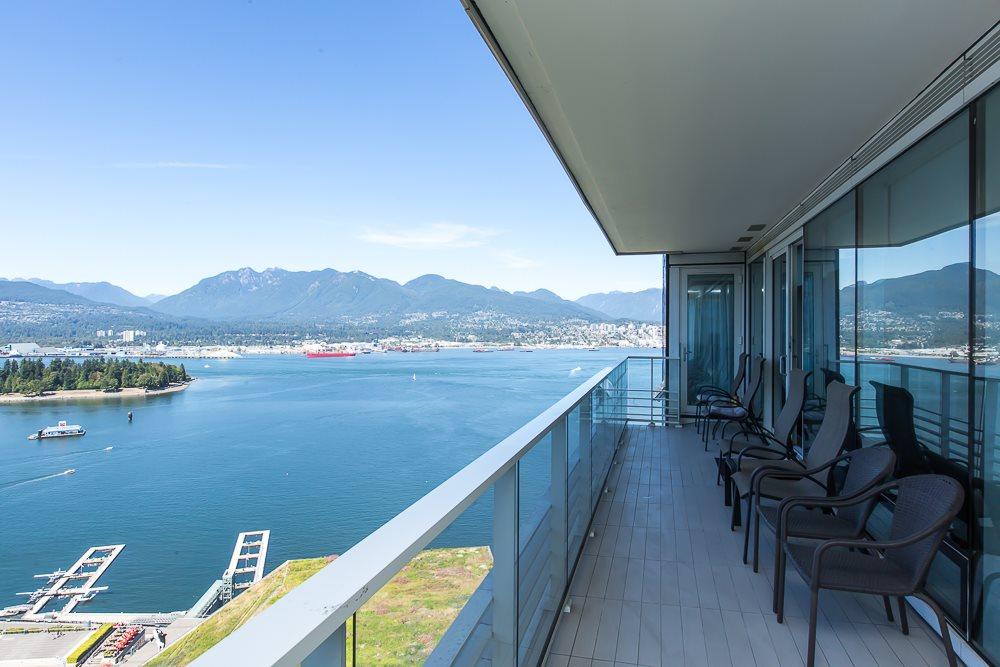 Condo Apartment at 3506 1011 W CORDOVA STREET, Unit 3506, Vancouver West, British Columbia. Image 11
