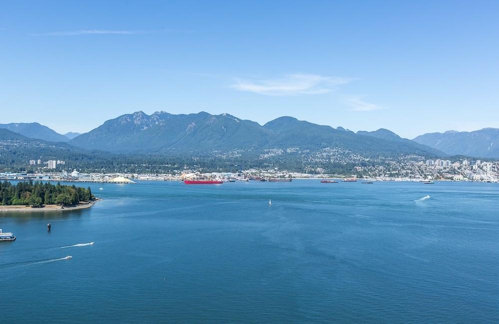 Condo Apartment at 3506 1011 W CORDOVA STREET, Unit 3506, Vancouver West, British Columbia. Image 12
