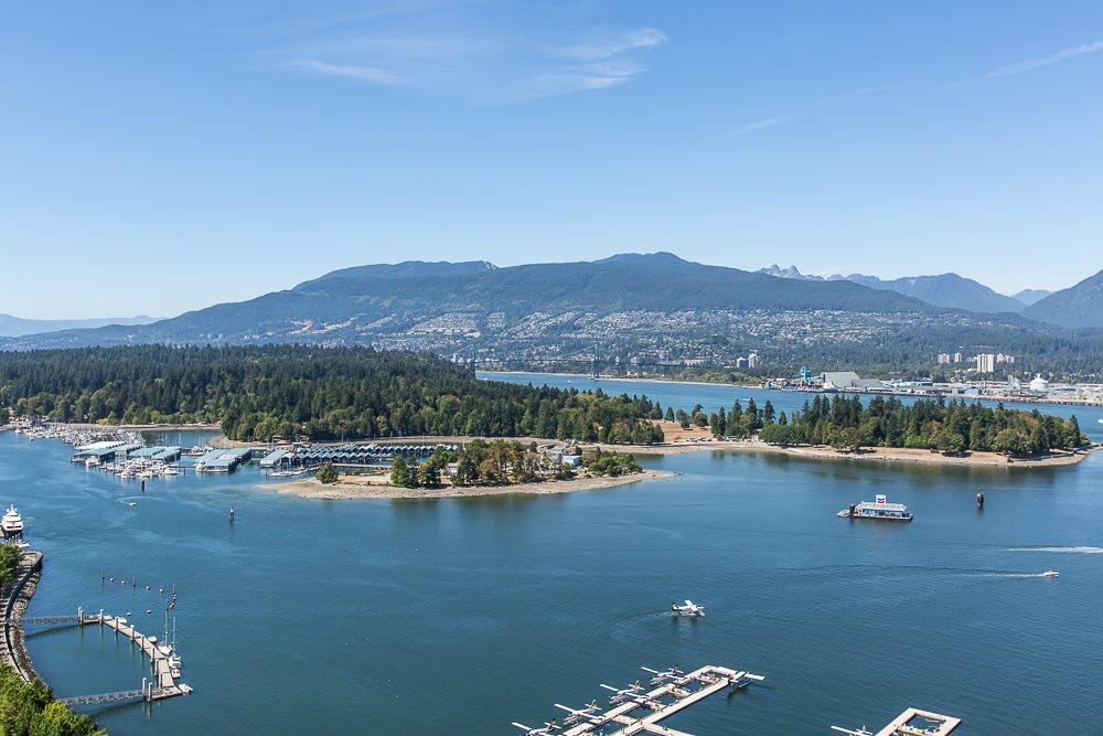 Condo Apartment at 3506 1011 W CORDOVA STREET, Unit 3506, Vancouver West, British Columbia. Image 13
