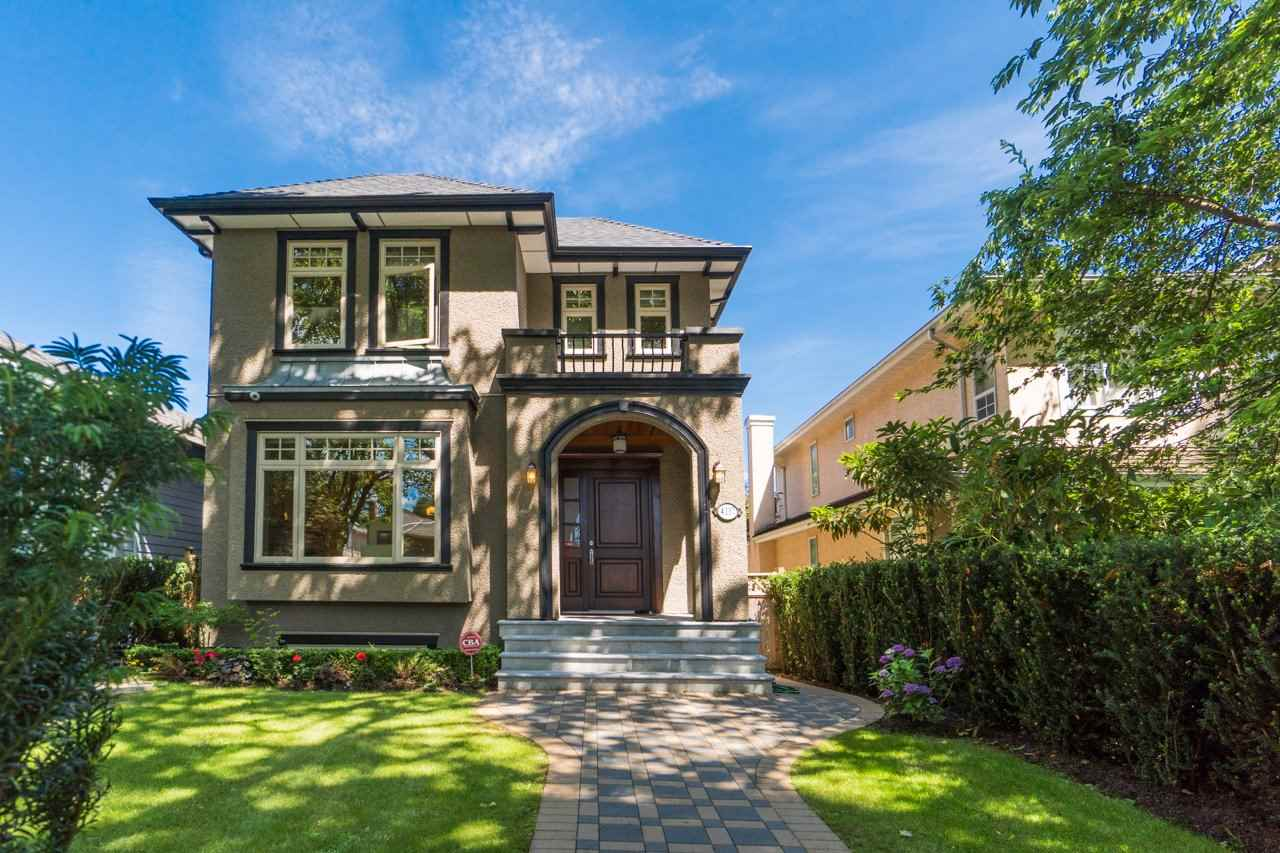 Detached at 4137 W 15TH AVENUE, Vancouver West, British Columbia. Image 1