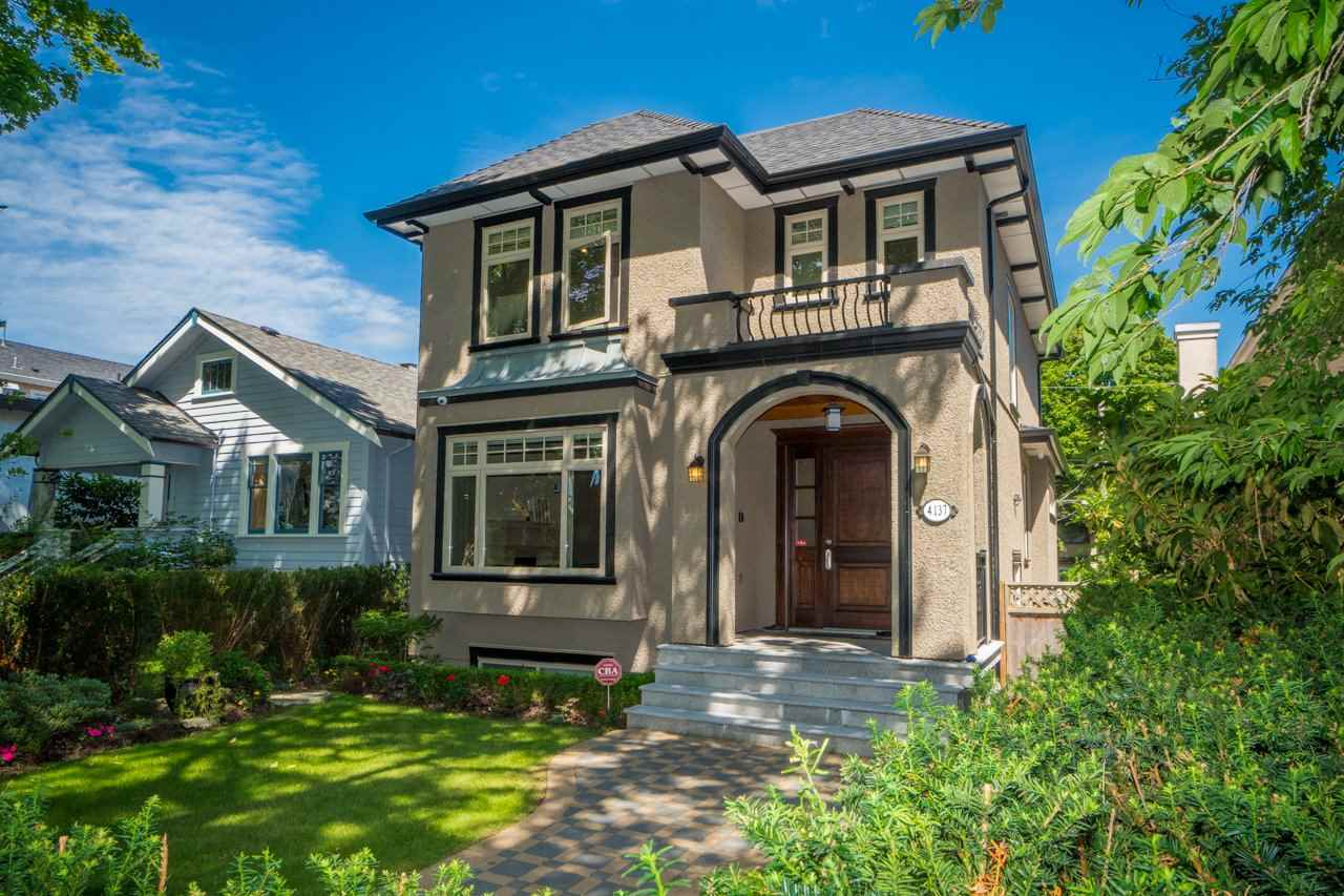 Detached at 4137 W 15TH AVENUE, Vancouver West, British Columbia. Image 2