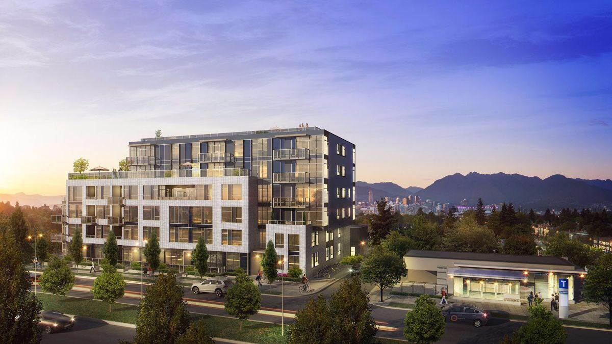 Condo Apartment at 203 523 W KING EDWARD AVENUE, Unit 203, Vancouver West, British Columbia. Image 1