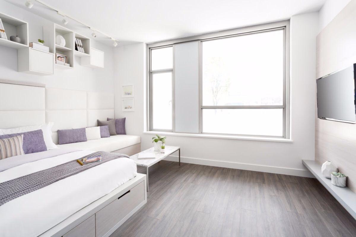 Condo Apartment at 203 523 W KING EDWARD AVENUE, Unit 203, Vancouver West, British Columbia. Image 2