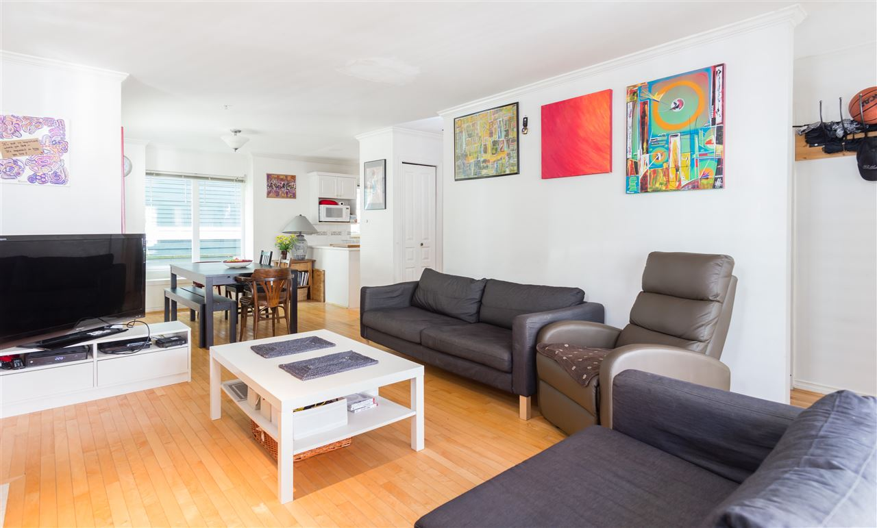 Townhouse at 2118 CYPRESS STREET, Vancouver West, British Columbia. Image 1