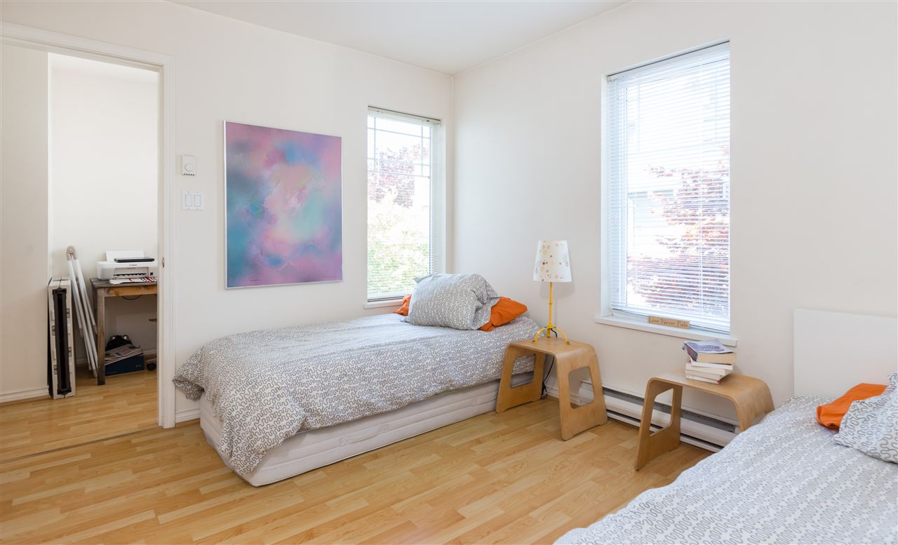 Townhouse at 2118 CYPRESS STREET, Vancouver West, British Columbia. Image 5