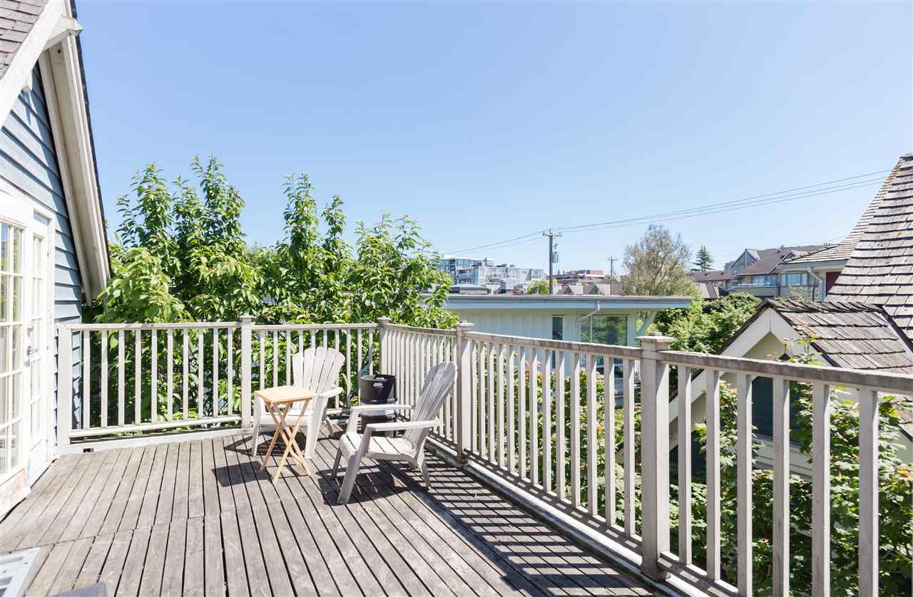 Townhouse at 2118 CYPRESS STREET, Vancouver West, British Columbia. Image 8