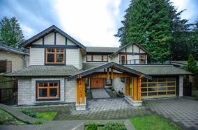 Detached at 663 MONTROYAL BOULEVARD, North Vancouver, British Columbia. Image 1