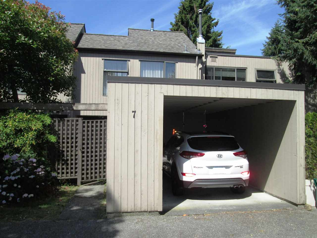 Townhouse at 7 7491 NO 1 ROAD, Unit 7, Richmond, British Columbia. Image 1