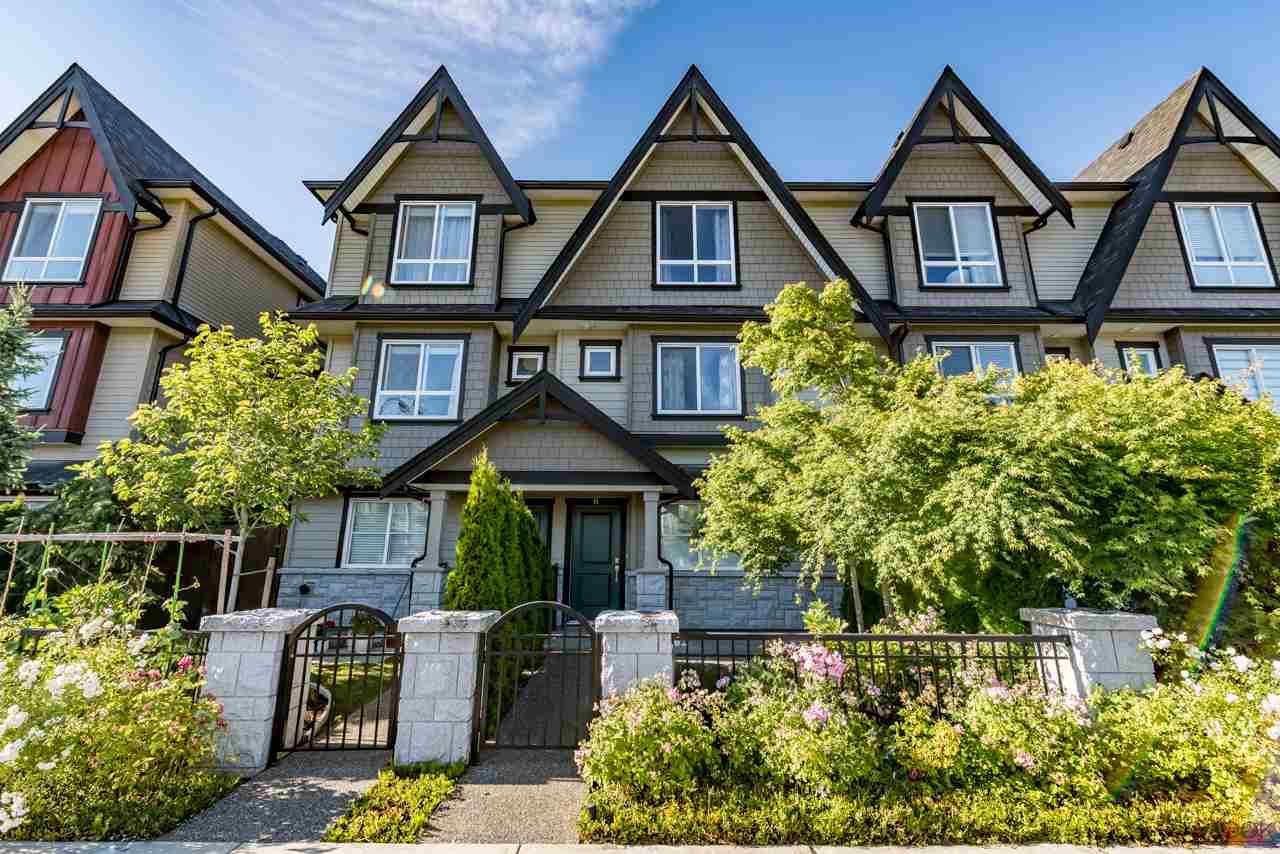 Townhouse at 6 8699 WILLIAMS ROAD, Unit 6, Richmond, British Columbia. Image 1
