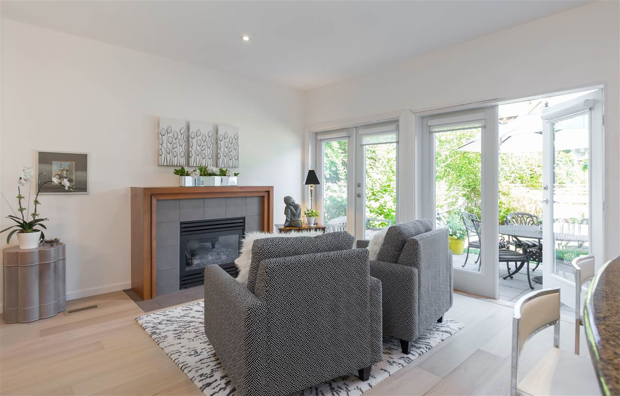 Townhouse at 22 3750 EDGEMONT BOULEVARD, Unit 22, North Vancouver, British Columbia. Image 7
