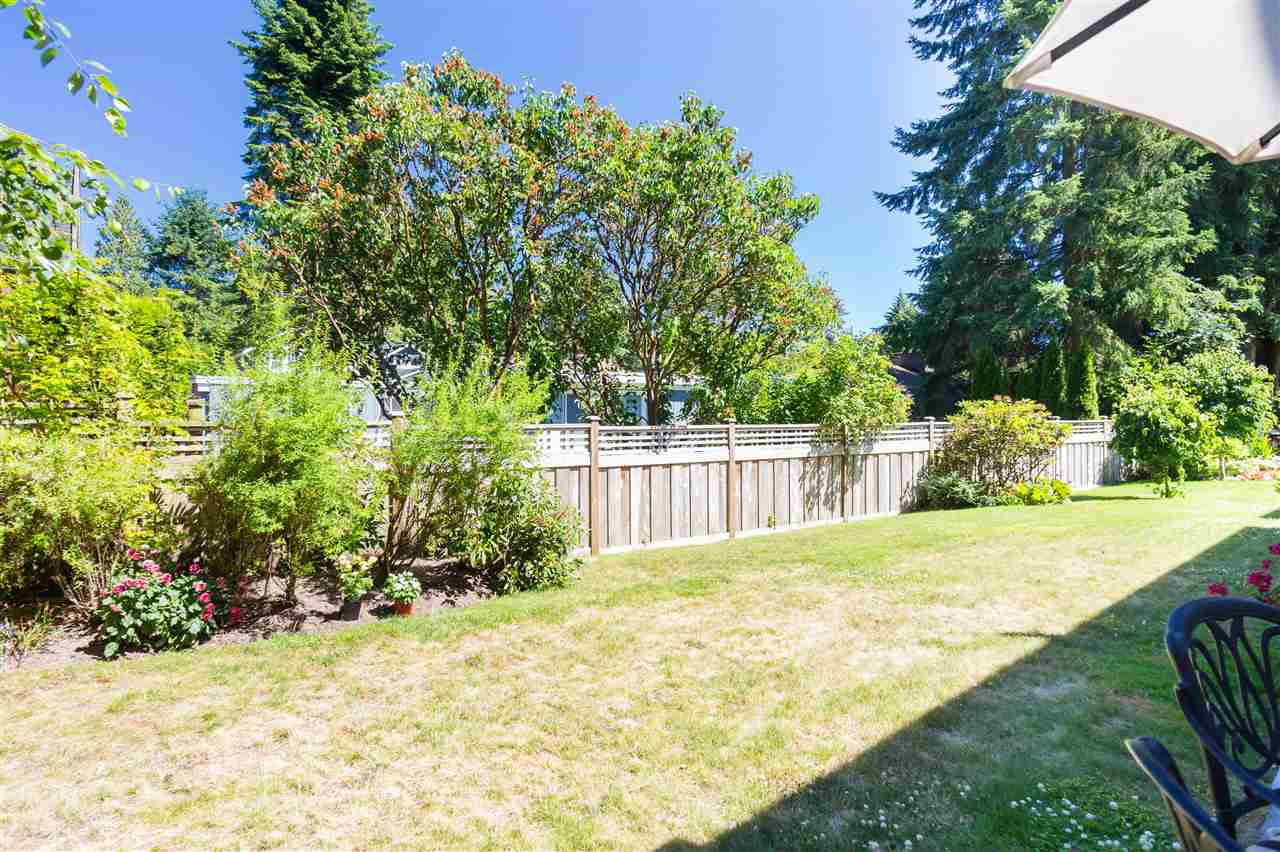 Townhouse at 22 3750 EDGEMONT BOULEVARD, Unit 22, North Vancouver, British Columbia. Image 19