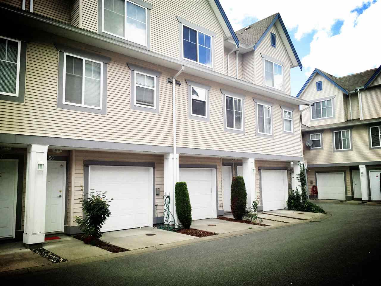 Townhouse at 55 6833 LIVINGSTONE PLACE, Unit 55, Richmond, British Columbia. Image 1