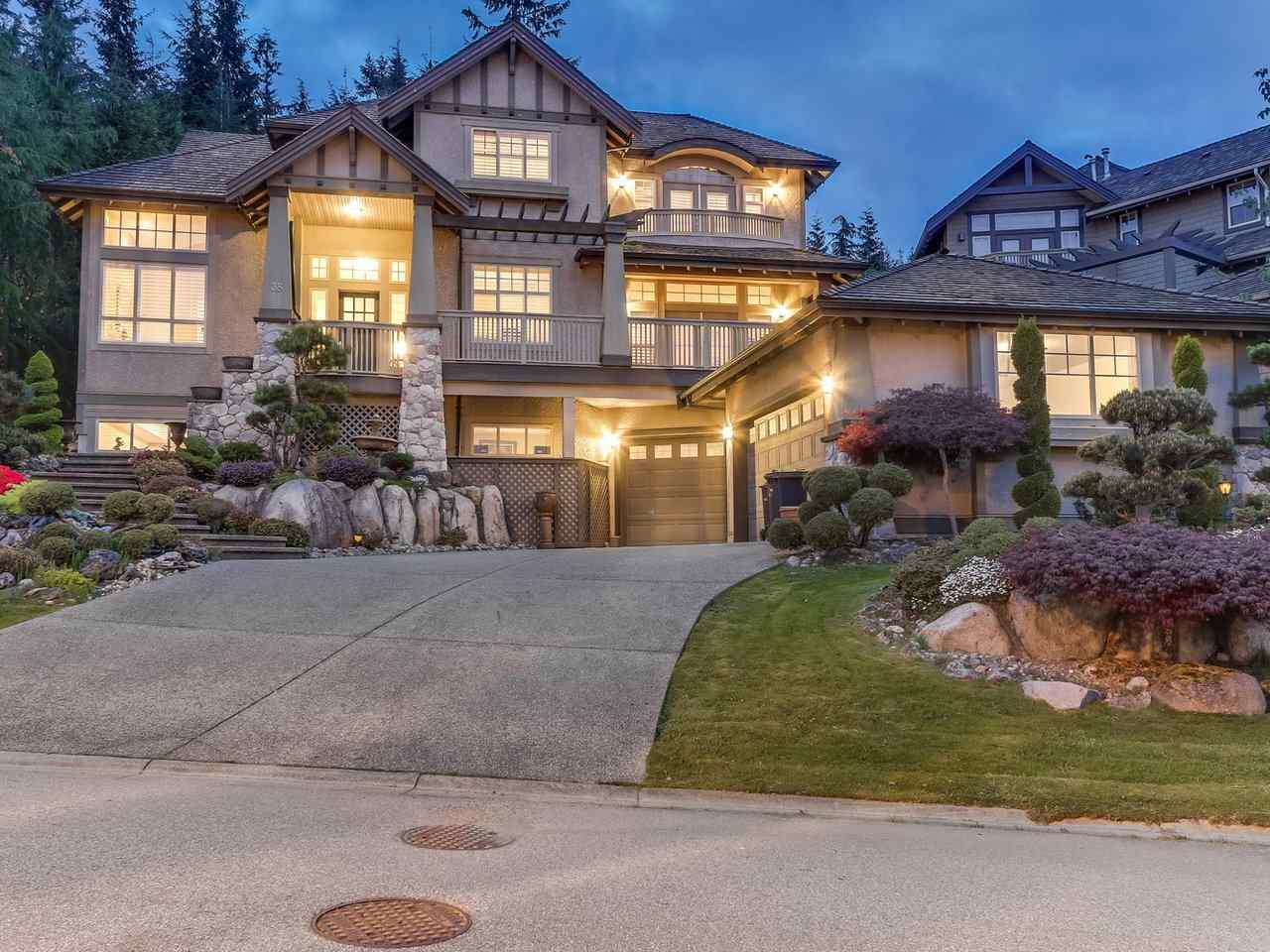 Detached at 38 KINGSWOOD COURT, Port Moody, British Columbia. Image 1