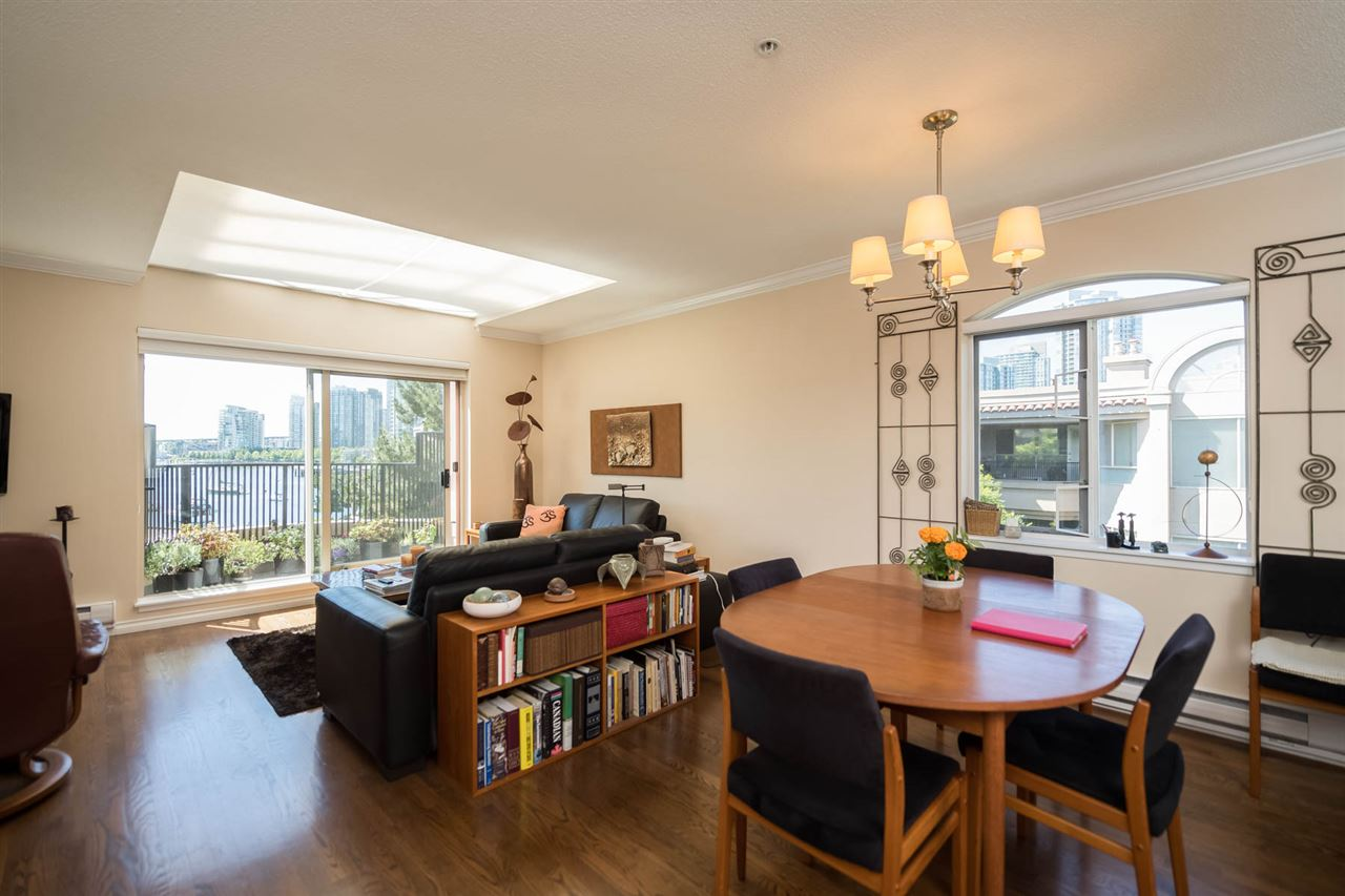 Condo Apartment at 405 1869 SPYGLASS PLACE, Unit 405, Vancouver West, British Columbia. Image 5