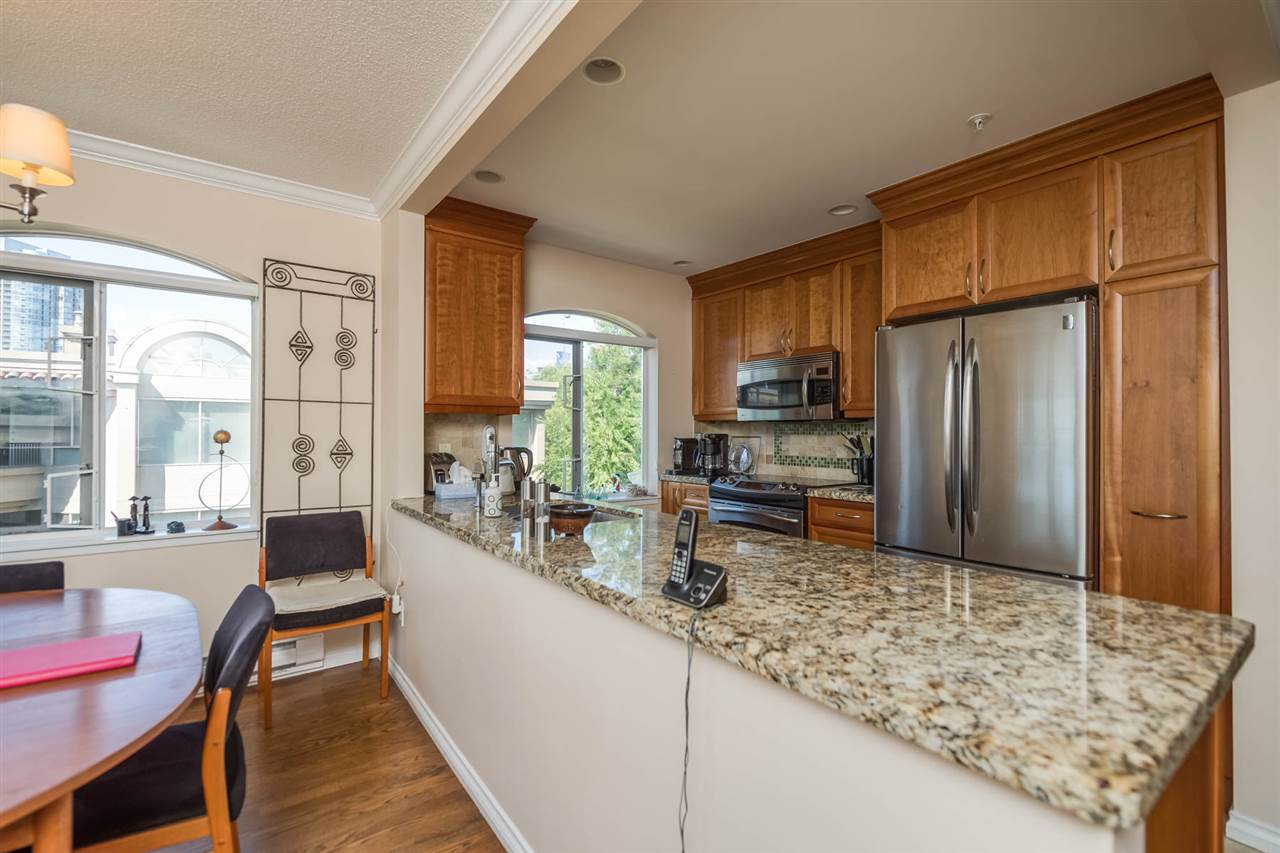 Condo Apartment at 405 1869 SPYGLASS PLACE, Unit 405, Vancouver West, British Columbia. Image 7