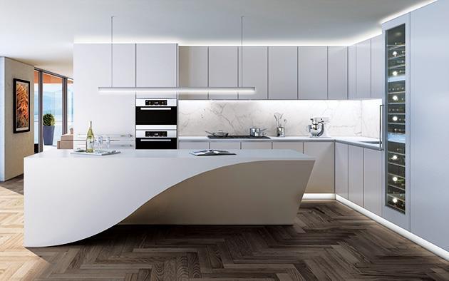 Condo Apartment at 4603 1480 HOWE STREET, Unit 4603, Vancouver West, British Columbia. Image 6