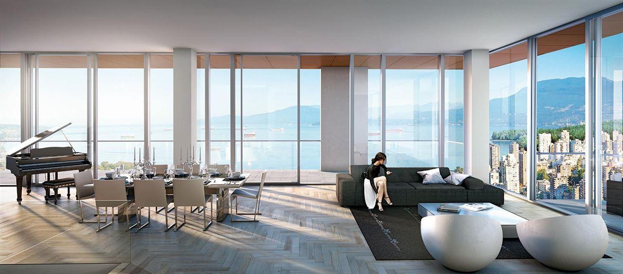 Condo Apartment at 4603 1480 HOWE STREET, Unit 4603, Vancouver West, British Columbia. Image 7