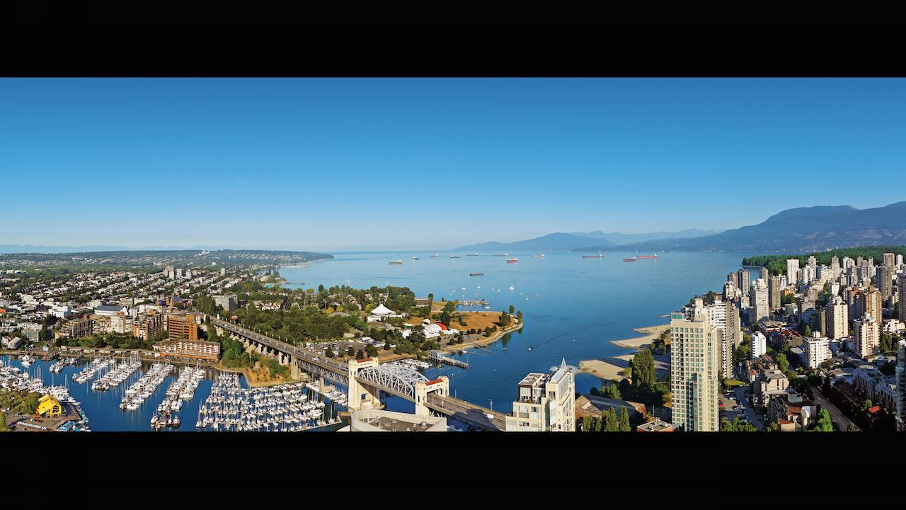 Condo Apartment at 4603 1480 HOWE STREET, Unit 4603, Vancouver West, British Columbia. Image 9