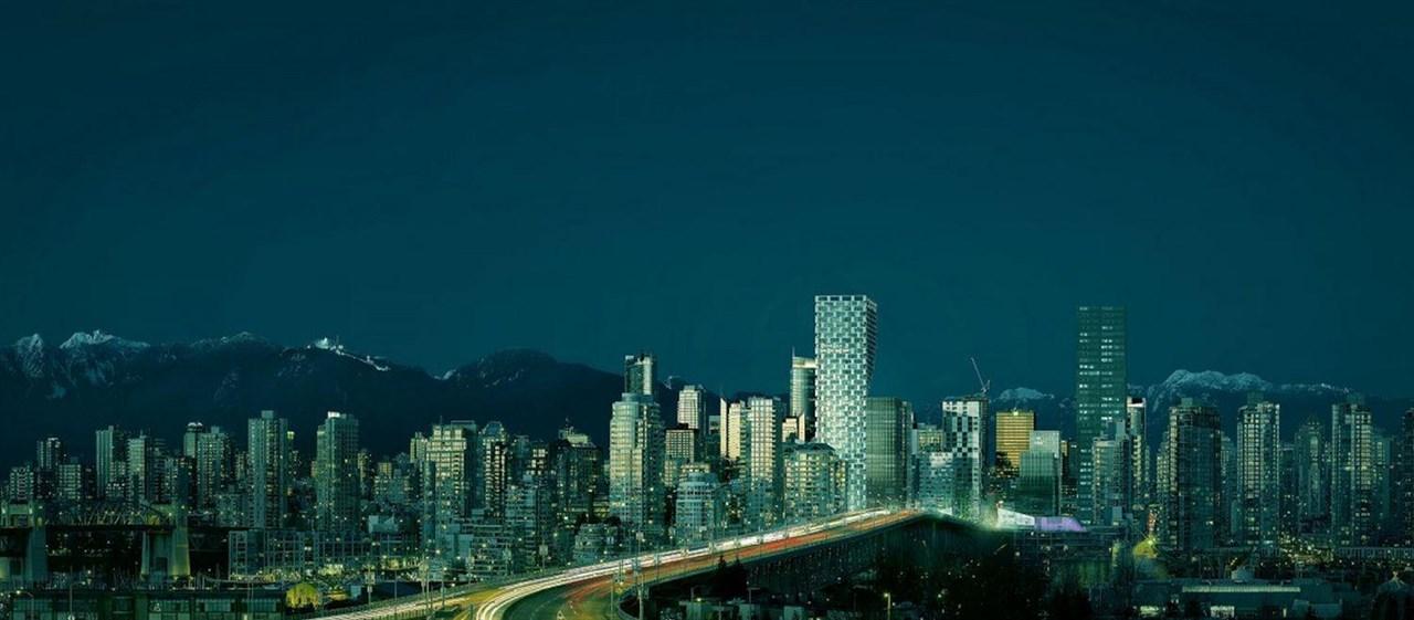 Condo Apartment at 4603 1480 HOWE STREET, Unit 4603, Vancouver West, British Columbia. Image 11