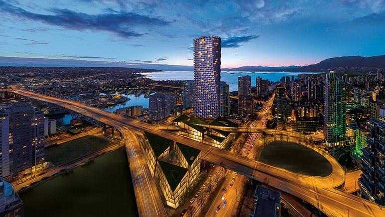 Condo Apartment at 4603 1480 HOWE STREET, Unit 4603, Vancouver West, British Columbia. Image 13