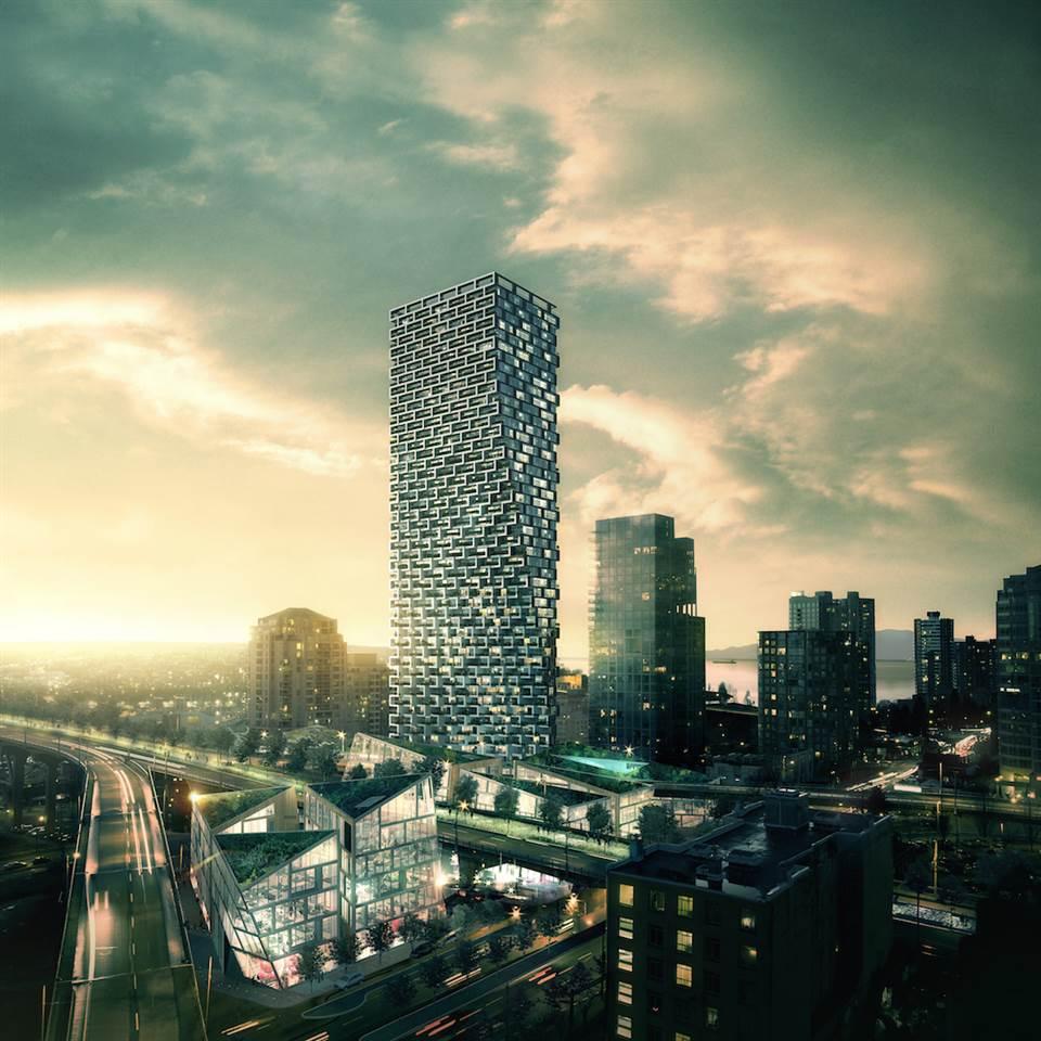 Condo Apartment at 4603 1480 HOWE STREET, Unit 4603, Vancouver West, British Columbia. Image 18