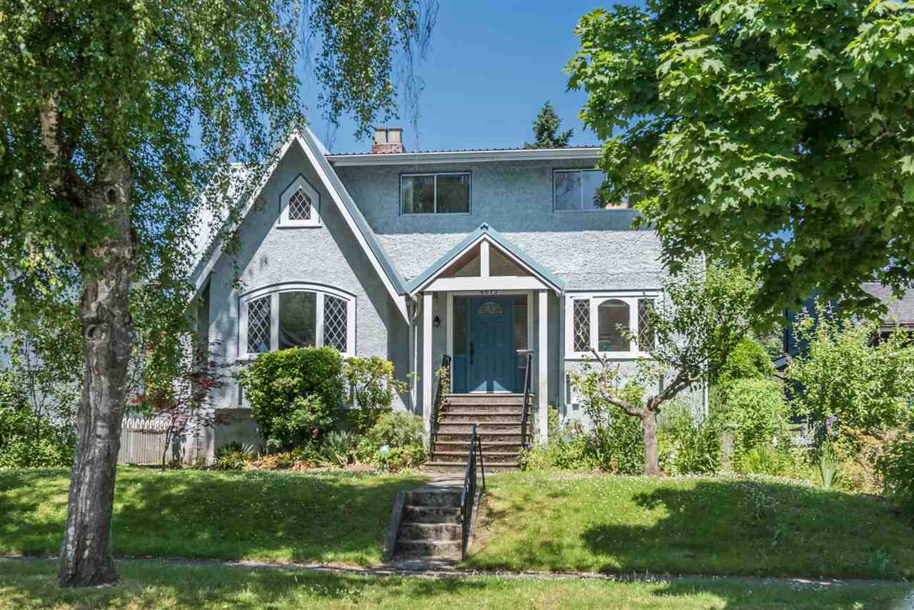 Detached at 4673 W 8TH AVENUE, Vancouver West, British Columbia. Image 1