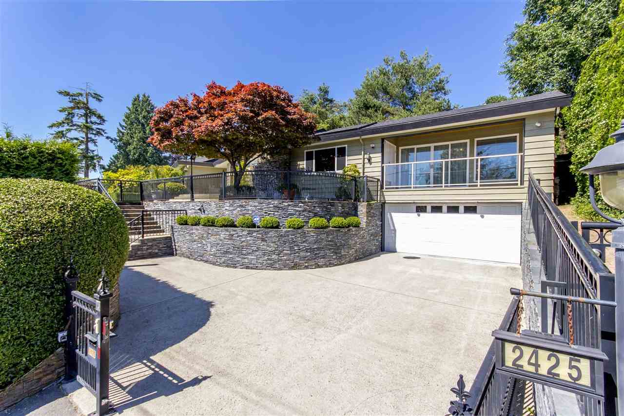 Detached at 2425 SW MARINE DRIVE, Vancouver West, British Columbia. Image 1