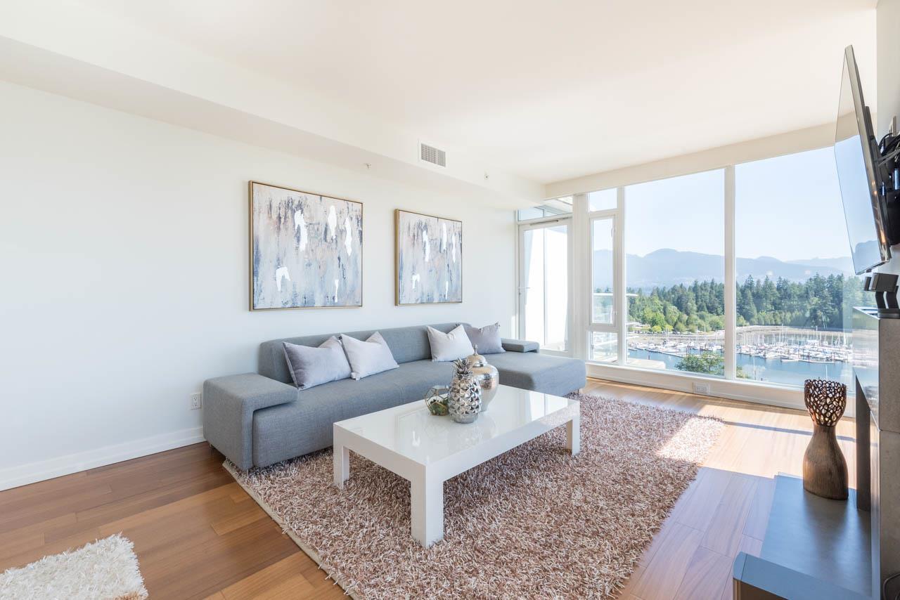 Condo Apartment at 1502 1925 ALBERNI STREET, Unit 1502, Vancouver West, British Columbia. Image 5