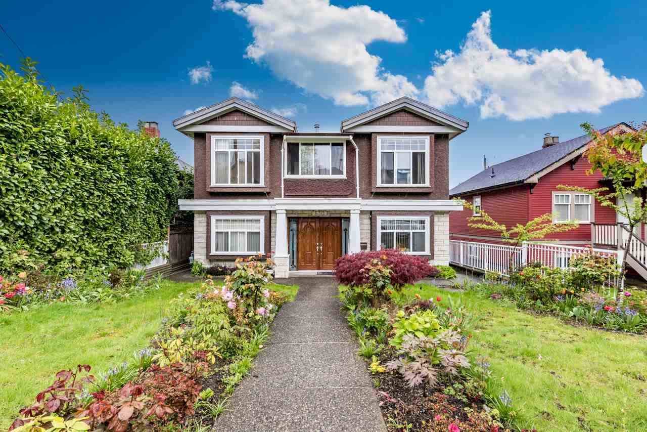 Detached at 830 W 68TH AVENUE, Vancouver West, British Columbia. Image 1