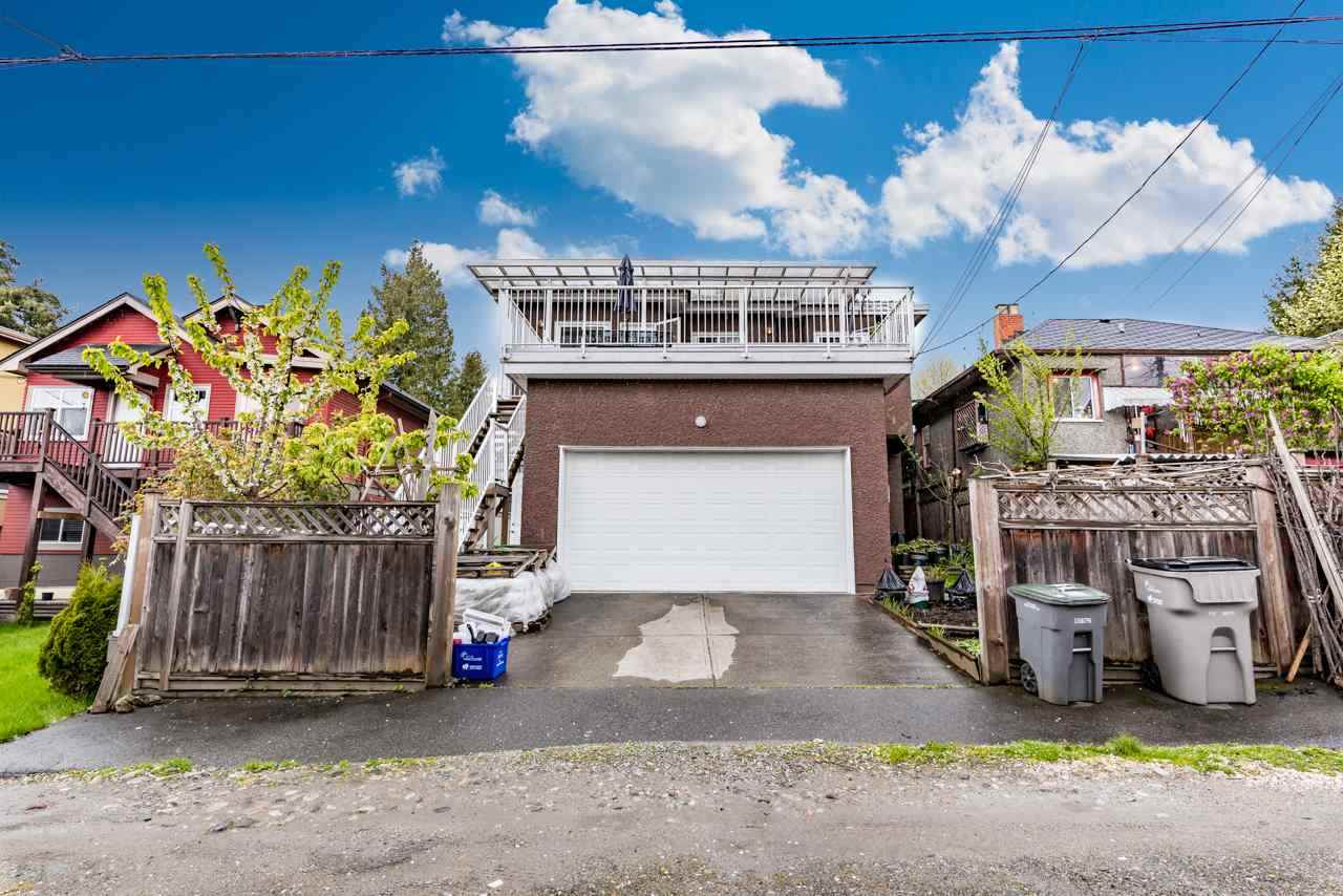 Detached at 830 W 68TH AVENUE, Vancouver West, British Columbia. Image 4