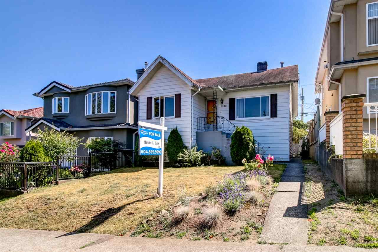 Detached at 2520 E 28TH AVENUE, Vancouver East, British Columbia. Image 1