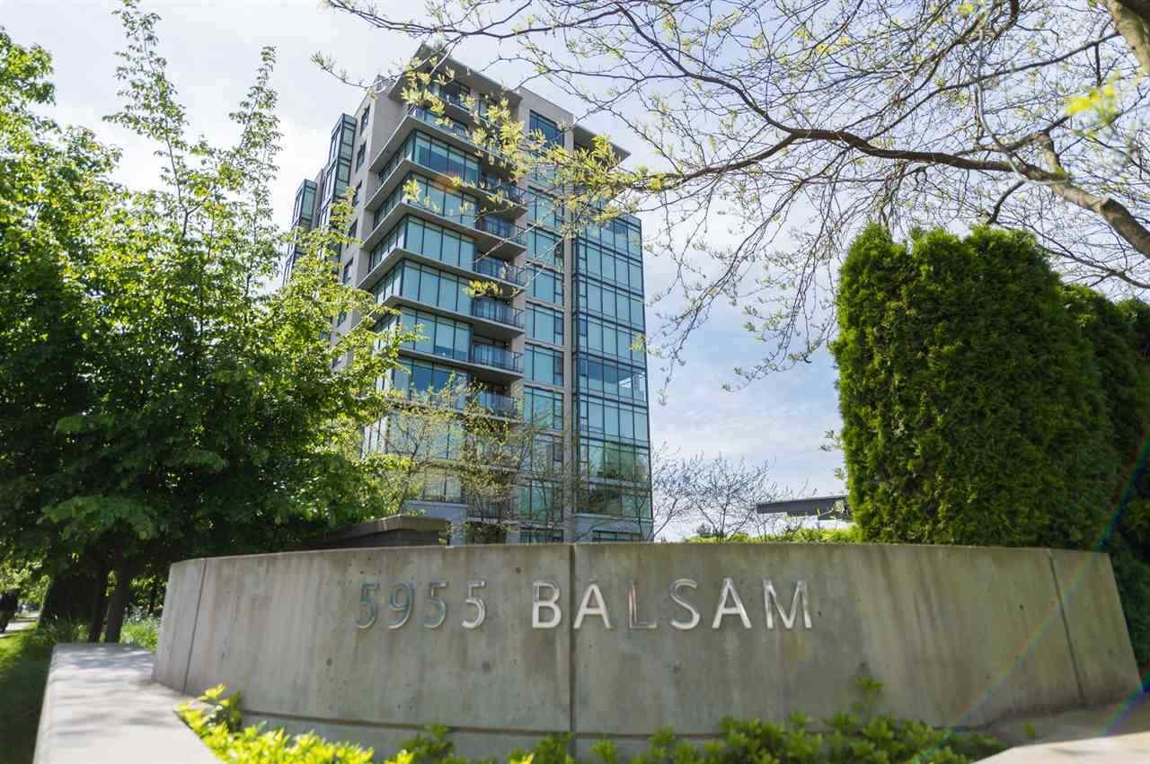 Condo Apartment at 302 5955 BALSAM STREET, Unit 302, Vancouver West, British Columbia. Image 1