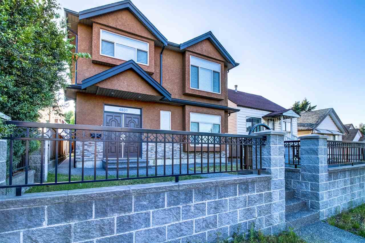 Detached at 4831 KNIGHT STREET, Vancouver East, British Columbia. Image 1