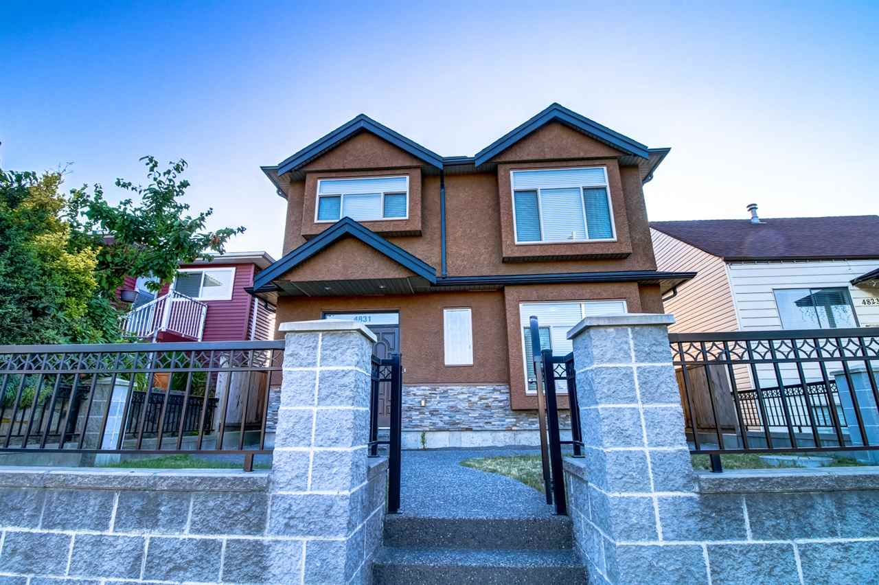 Detached at 4831 KNIGHT STREET, Vancouver East, British Columbia. Image 2
