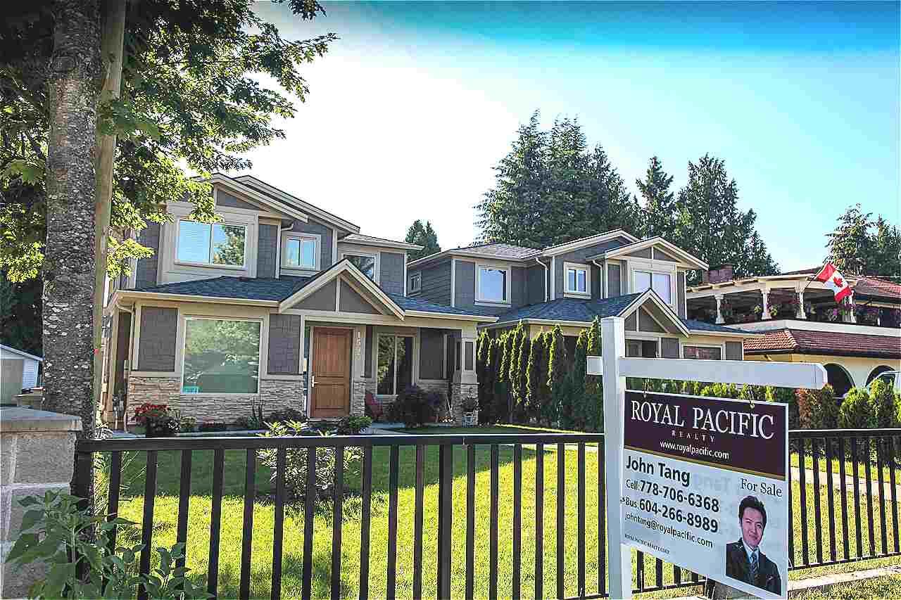 Half-duplex at 1591 SHERLOCK AVENUE, Burnaby North, British Columbia. Image 1