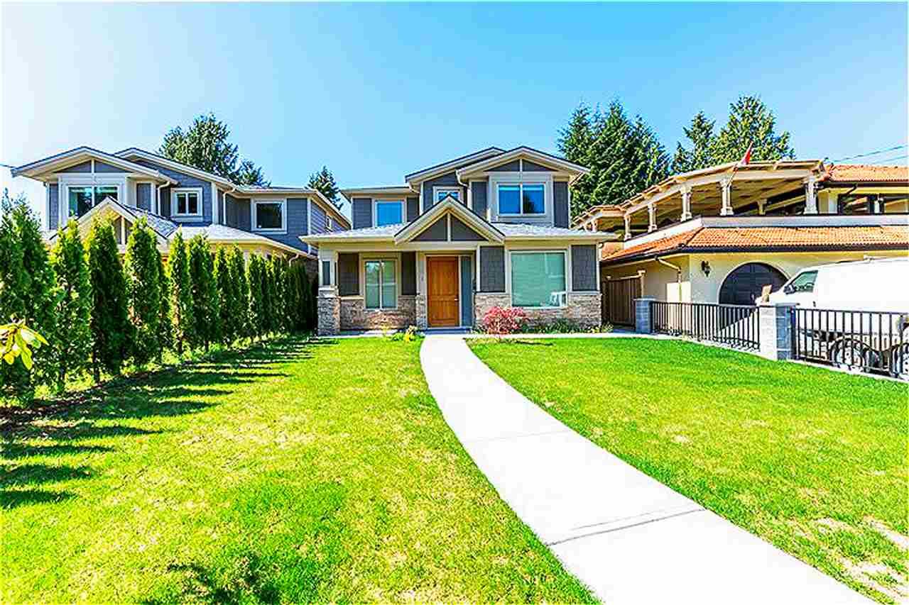 Half-duplex at 1591 SHERLOCK AVENUE, Burnaby North, British Columbia. Image 2