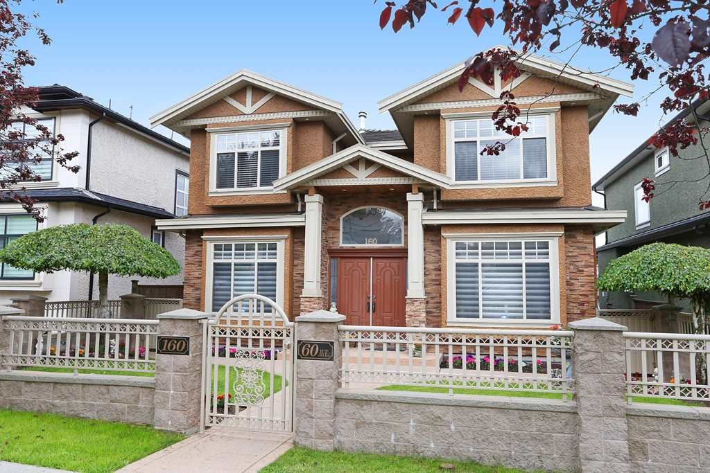 Detached at 160 E 60TH AVENUE, Vancouver East, British Columbia. Image 1