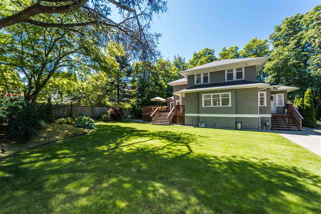 Detached at 3398 CYPRESS STREET, Vancouver West, British Columbia. Image 16