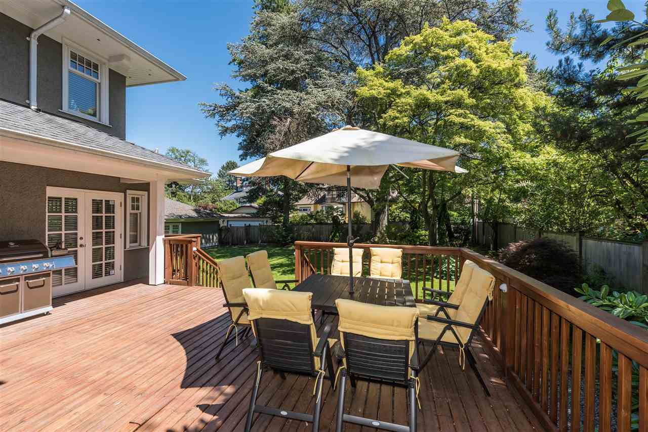 Detached at 3398 CYPRESS STREET, Vancouver West, British Columbia. Image 17