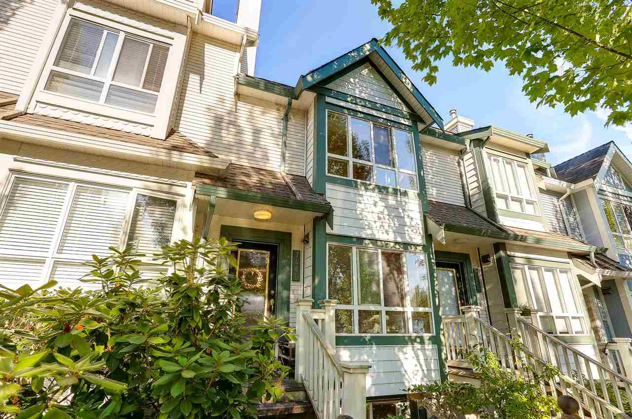 Townhouse at 7480 HAWTHORNE TERRACE, Burnaby South, British Columbia. Image 1