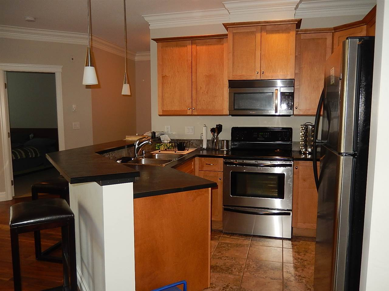 Condo Apartment at 208B 45595 TAMIHI WAY, Unit 208B, Sardis, British Columbia. Image 5