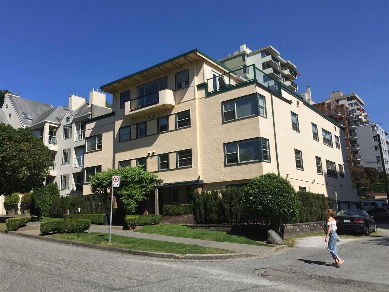 Condo Apartment at 102 1558 HARWOOD STREET, Unit 102, Vancouver West, British Columbia. Image 5
