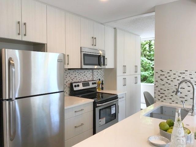 Condo Apartment at 609 2004 FULLERTON AVENUE, Unit 609, North Vancouver, British Columbia. Image 1