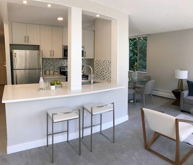 Condo Apartment at 609 2004 FULLERTON AVENUE, Unit 609, North Vancouver, British Columbia. Image 3