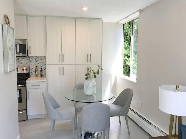 Condo Apartment at 609 2004 FULLERTON AVENUE, Unit 609, North Vancouver, British Columbia. Image 8
