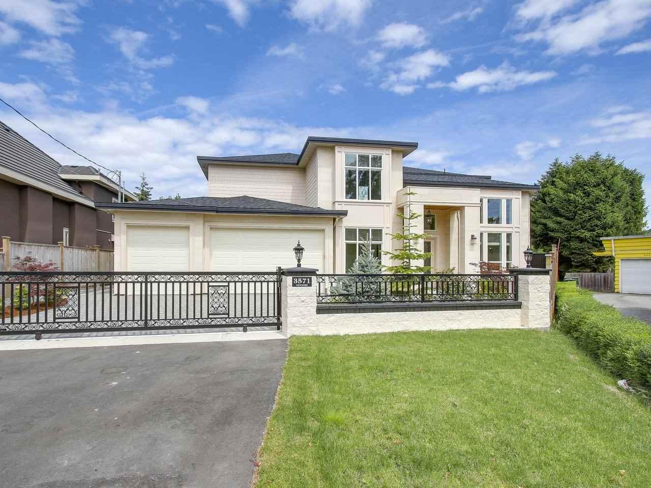 Detached at 3571 NEWMORE AVENUE, Richmond, British Columbia. Image 1